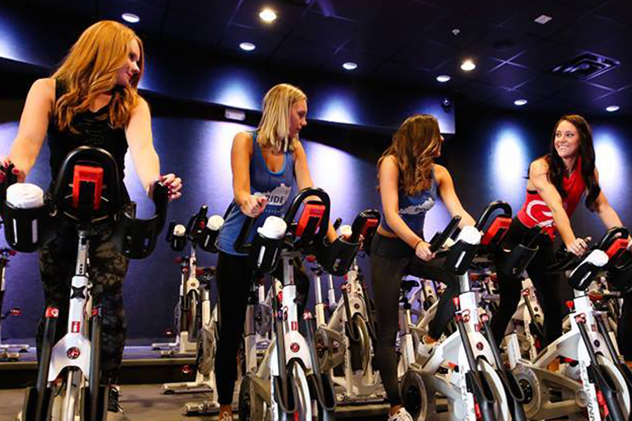 Happy Hour Rides at CycleBar