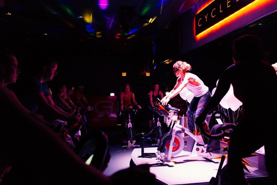 Hump-Day Hip-Hop Ride at CycleBar