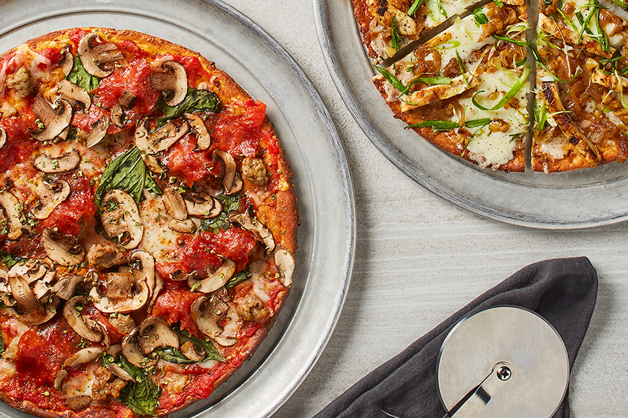 CPK's New Cauliflower Crust