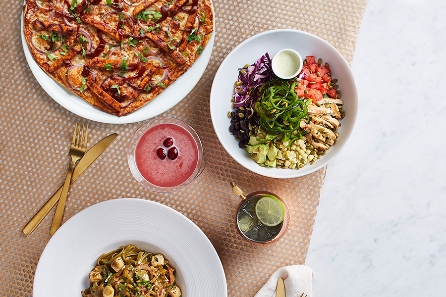 A Sweet Deal for Two at California Pizza Kitchen