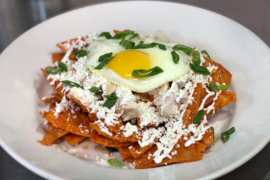 Weekend Brunch at Sabor Cocina Mexicana