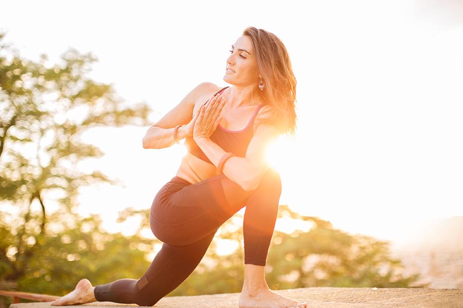 YogaWorks Series: Vinyasa Flow