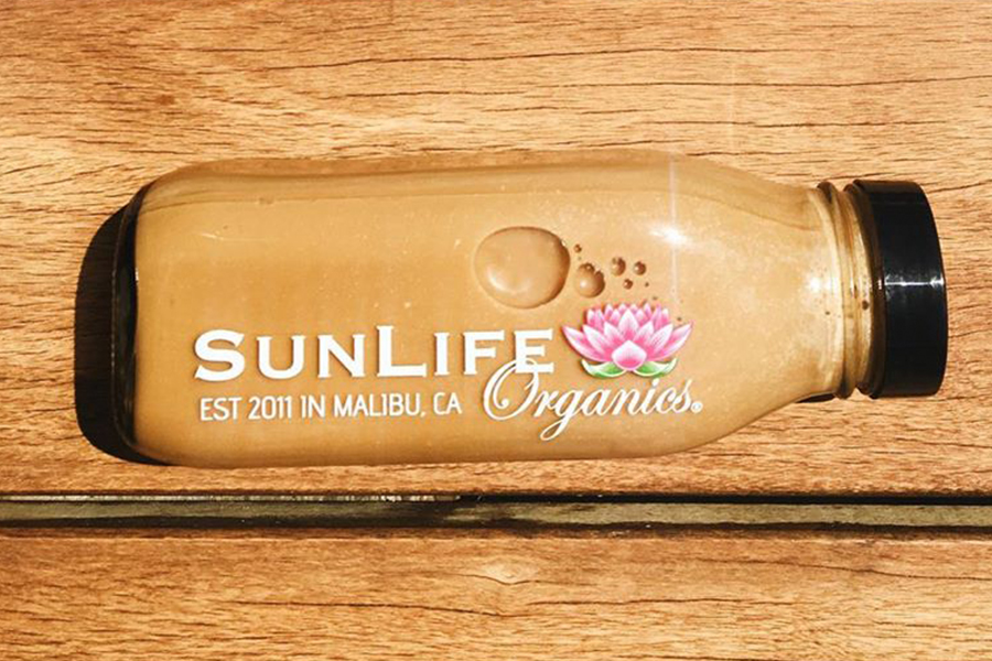 New Menu Items at SunLife Organics