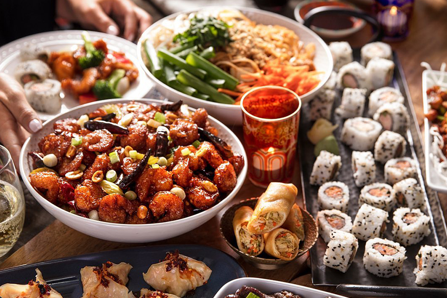 Catering Now Available at P.F. Chang's