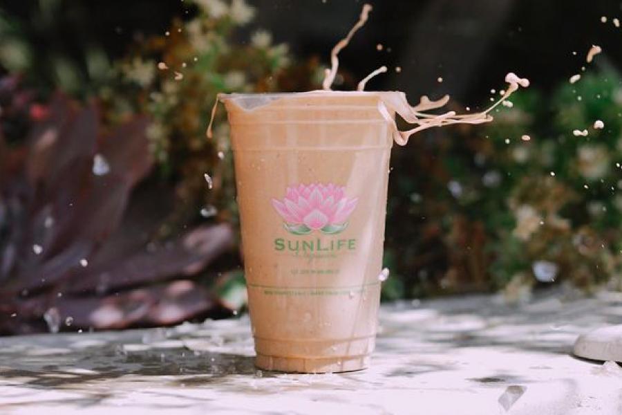 New Chaga Mushroom Coffee at SunLife Organics