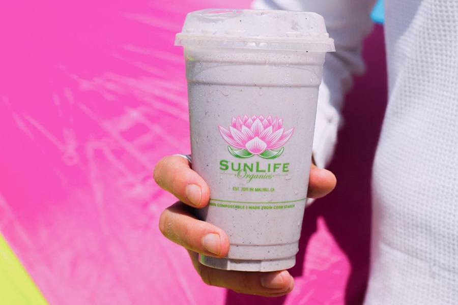 New Superfood Shake at SunLife Organics