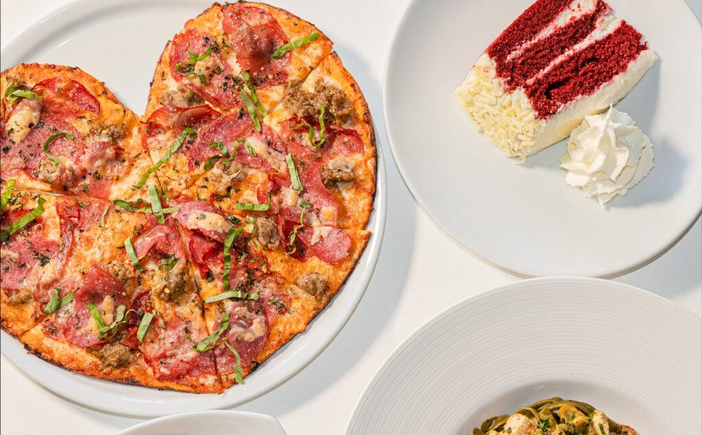 Valentine S Day Offer At California Pizza Kitchen The Lakes At Thousand Oaks