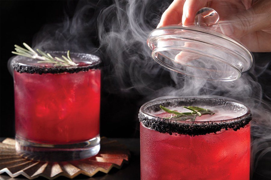 New Seasonal Cocktail at P.F. Chang's