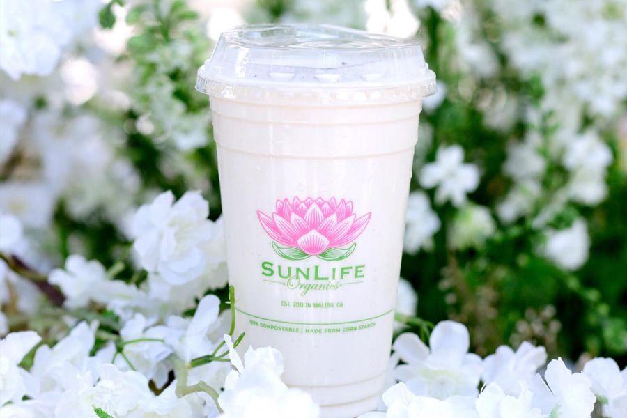 Protein Shake Launch at SunLife Organics